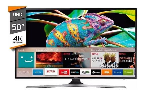 smart tv 50 samsung 50mu6100 uhd 4k wifi cuotas beiro hogar