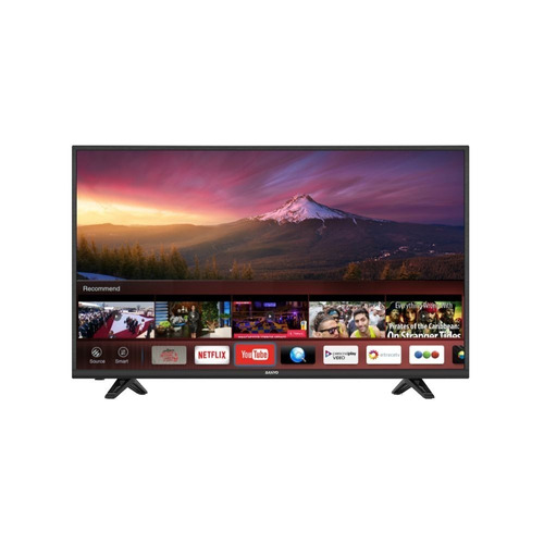 smart tv 50 sanyo full hd hdmi netflix