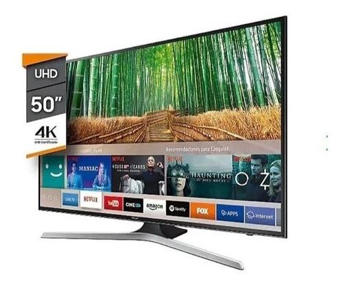 smart tv 50 uhd4k samsung mu6100