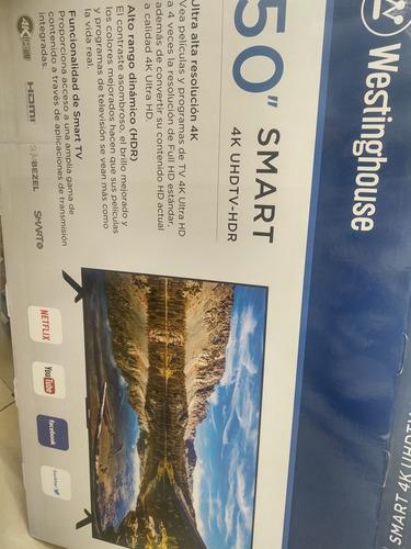 smart tv 50  westinghouse 4k uhd hdr