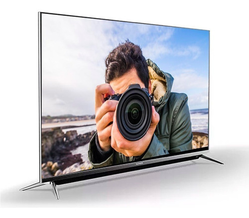 smart tv 55 4k skyworth sw55s6sug android usb wifi 6 cuotas