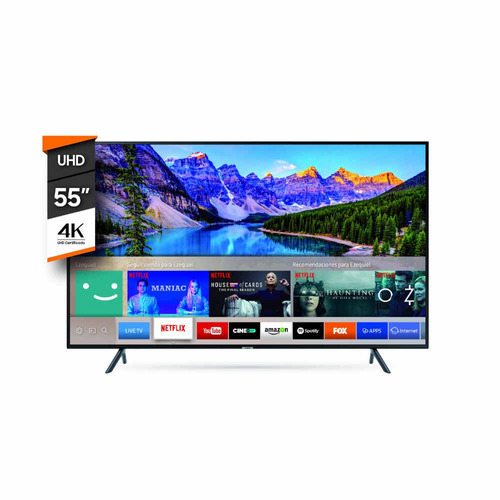 smart tv 55 4k uhd samsung un55nu7100