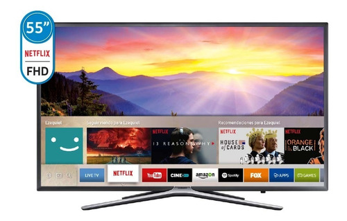 smart tv 55  full hd samsung un55k5500