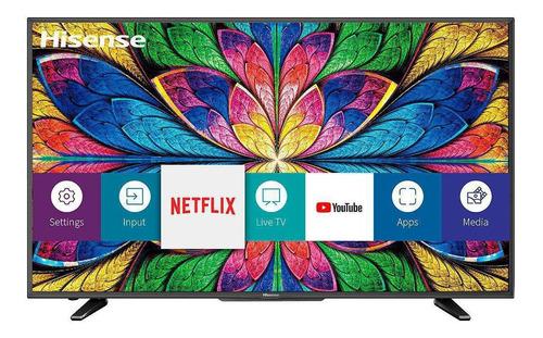 smart tv 55 hisense hle5517rtuxi 4k uhd