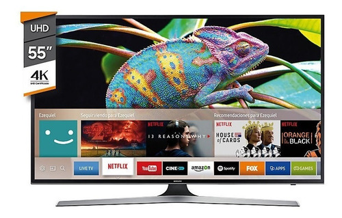 smart tv 55 led ultra hd 4k samsung mu6100