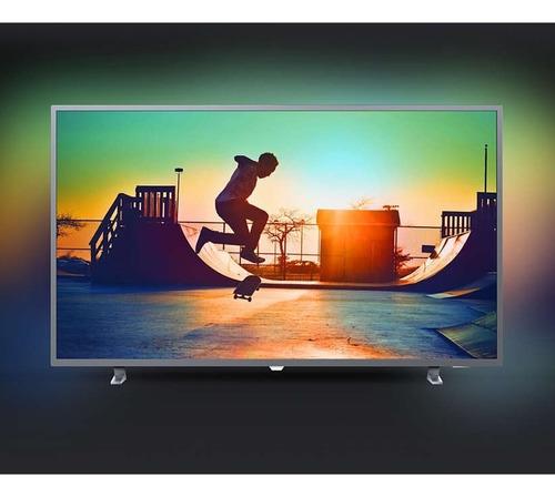 smart tv 55 philips 55pug6703/77 4k ambilight wifi netflix qwerty nuevo 2019