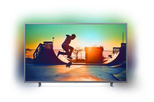 smart tv 55 pulgadas 4k philips 55pug6703/77 ambilight ahora