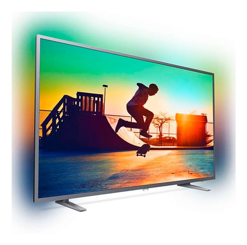 smart tv 55 pulgadas philips 4k ambilight netflix youtube