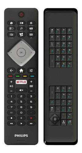 smart tv 55 pulgadas philips 55pug6703/77 4k ambilight wifi