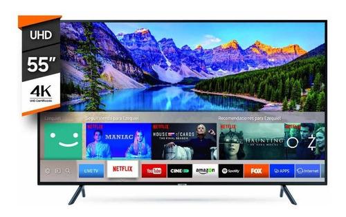 smart tv 55 pulgadas samsung led uhd 4k wifi netflix cuotas