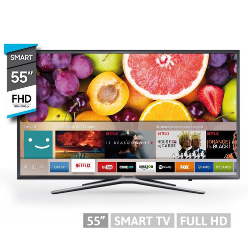 smart tv 55 samsung 55k5500 fhd bt