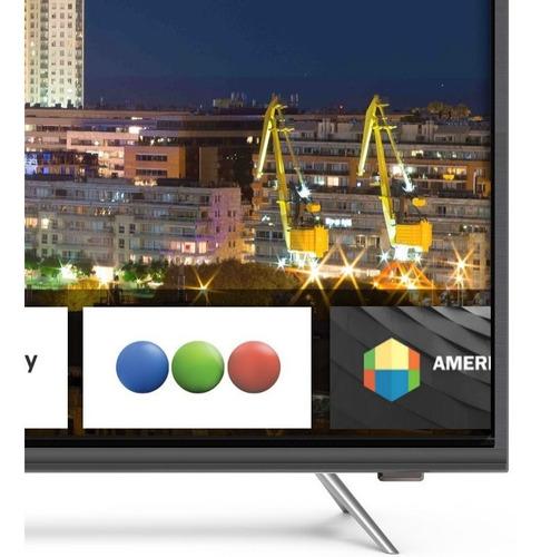 smart tv 55 ultra hd (4k) noblex  di55x6500