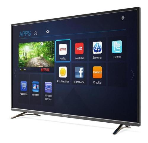 smart tv 60  hyundai hyled-60u hd 4k uhd