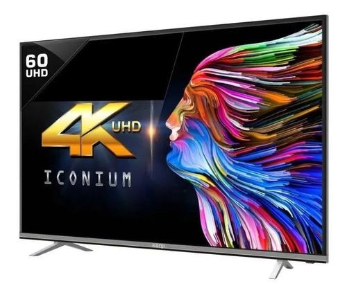 smart tv 60 pulgadas 4k uhd ultra hd youtube netflix android