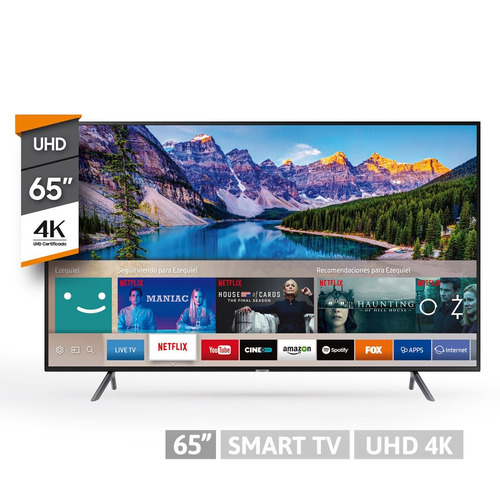 smart tv 65 samsung 65nu7100 4k hdr