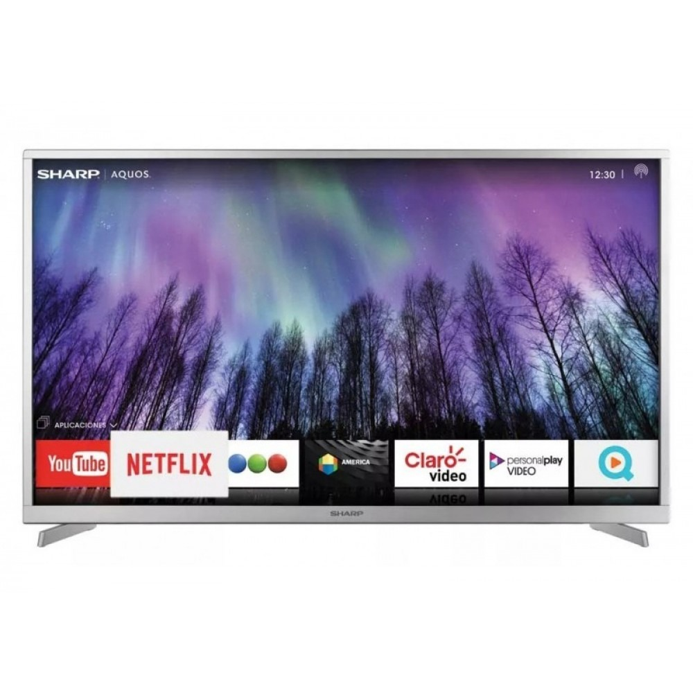 a14dc14ab1e45 smart tv 75 led 4k uhd sharp wi fi netflix youtube lc75q8100. Cargando zoom.