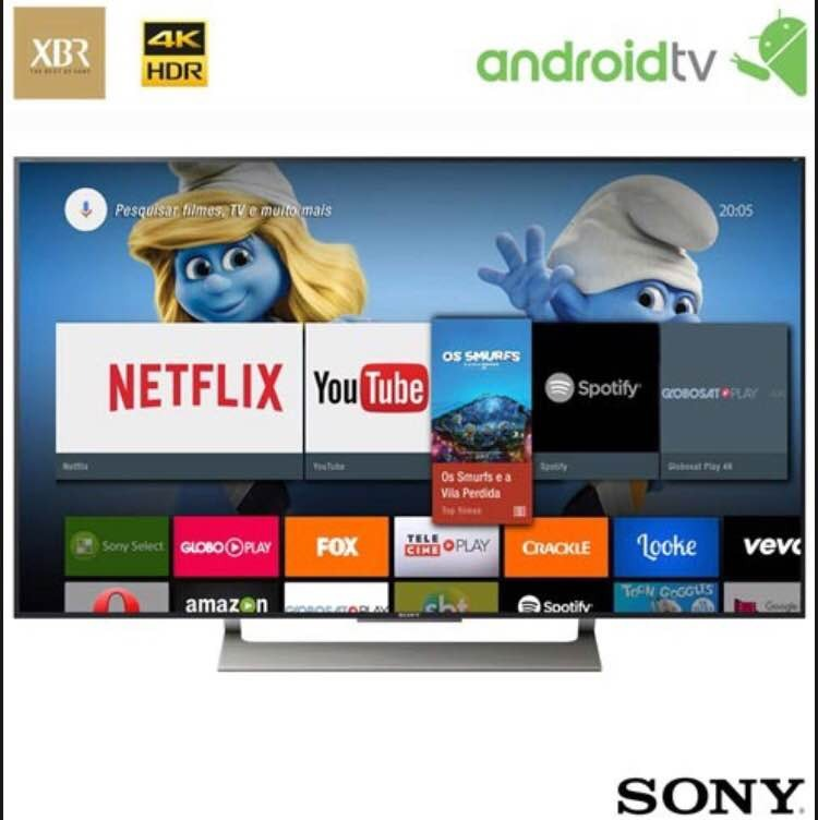 Smart Tv 75 Led Sony Xbr75x905e 4k Android Tv Motionflow