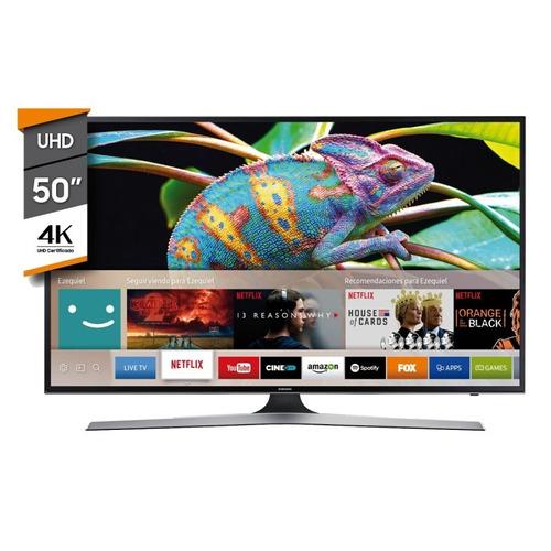 smart  tv 75 pulgadas samsung 75mu6100 uhd 4k