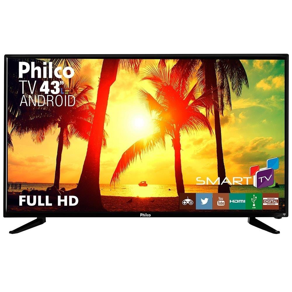 c984c8c3e31c5 smart tv android led 43 philco ph43n91dsgwa full hd 2 hdmi. Carregando zoom.