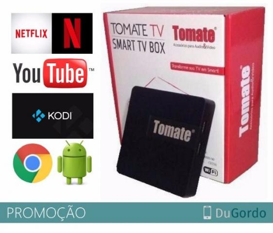 Smart Tv Android Tomate - Netflix ebea917c380