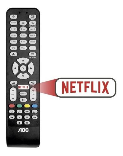 smart tv aoc 50    ultra hd 4k  / factura + envío gratis
