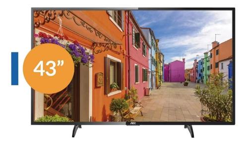 smart tv aoc s5285 tamaño 43