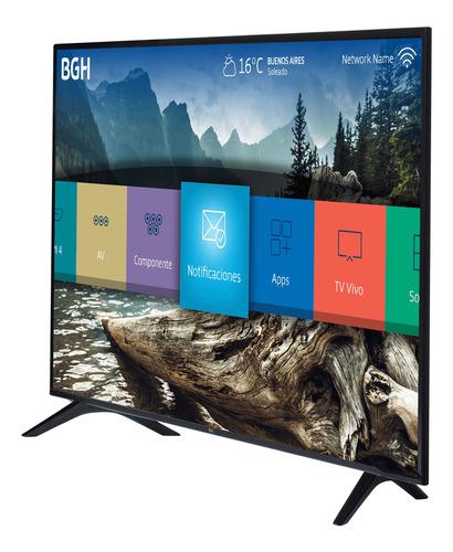 smart tv bgh 55 ble5517rtui ultra hd 4k tda netflix