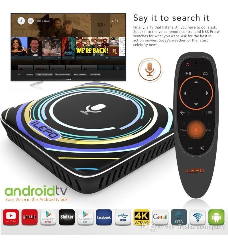 Android Tv Box Remote Control App - Orchid