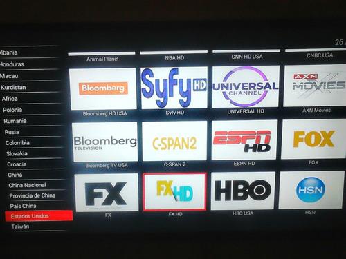 smart tv box android 5.1 envío gratis a domicilio