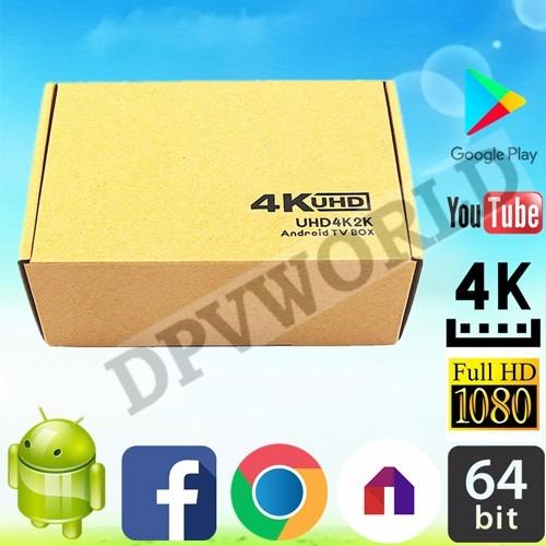 smart tv box android 7.1 4k wifi 2gb ram 16gb 64 bit usb 3.0