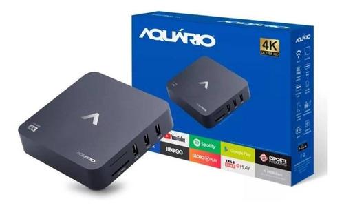 smart tv box aquario android stv-2000