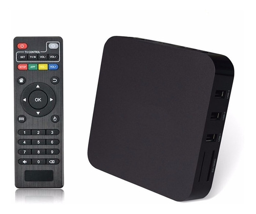 smart tv box caja android 1gb ram 8 ram ml4017