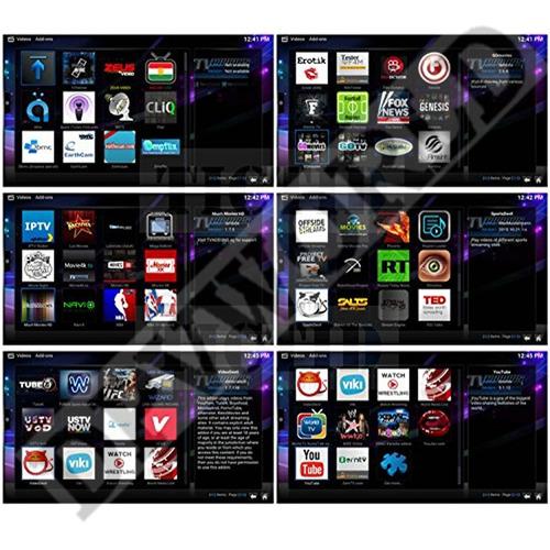 smart tv box hd 3d android 7 quad-core 4k 3d