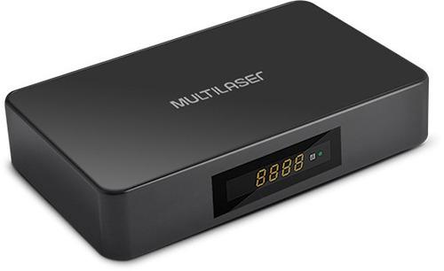 smart tv box hibrido android + conversor 1gb ram + 8gb flash