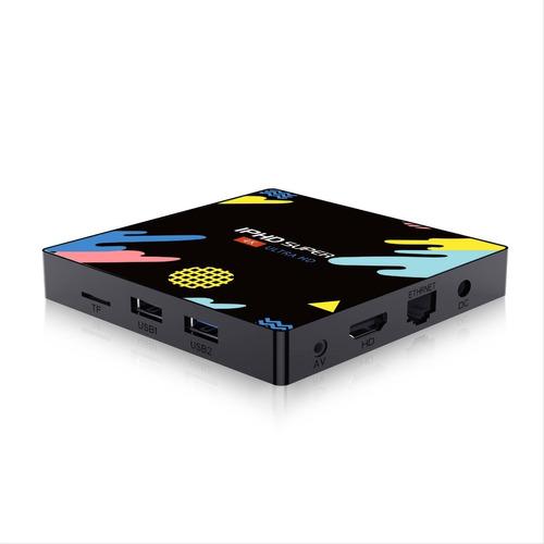 smart tv box iphd 2gb ram 16gb android 9.0 bluetooth wifi5.0