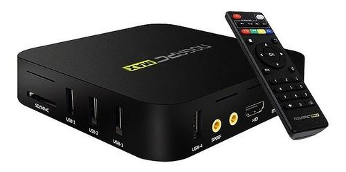 smart tv box noga pc max hdmi wifi sd 1080p android full hd
