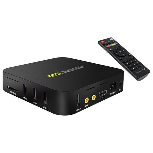 smart tv box nogapc max full hd android 5.1 hdmi - mop lanus