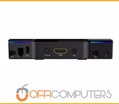 smart tv box octa core android 7.0 netflix hdmi t95z plus