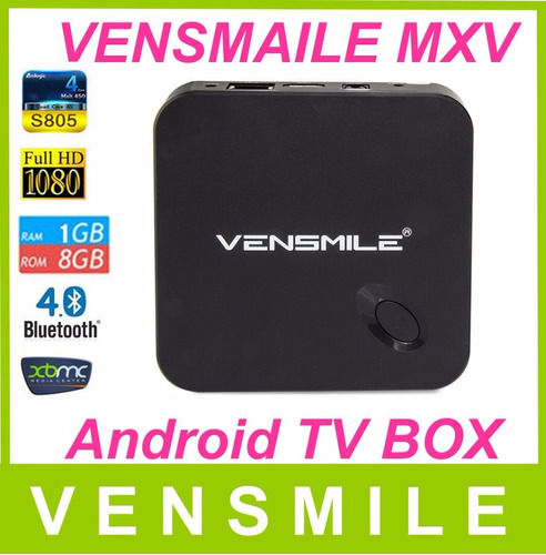 smart tv box vensmile mxv android tv