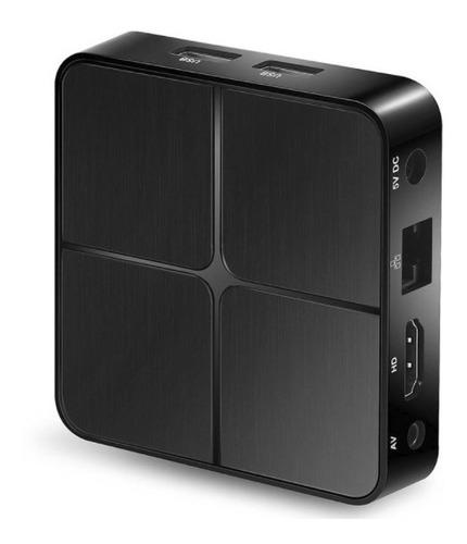 smart tv box x1 2gb ram 16gb 4k android 8.1 netflix youtube