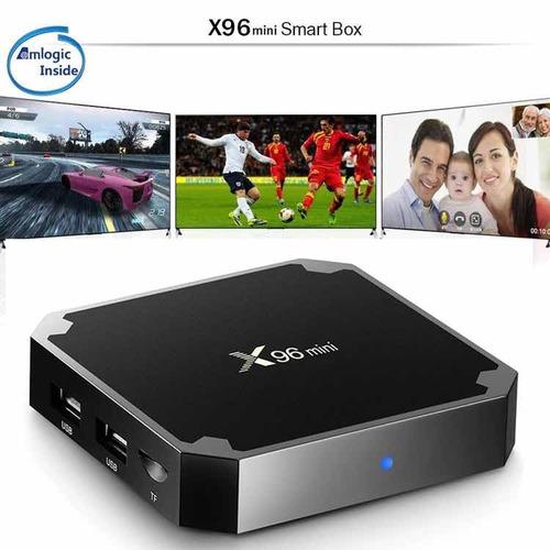 smart tv box x96 mini 2gb/16gb 4k android 7.1