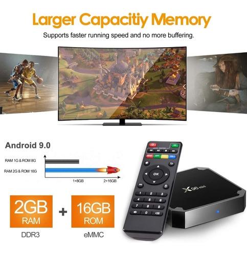 smart tv box x96 mini