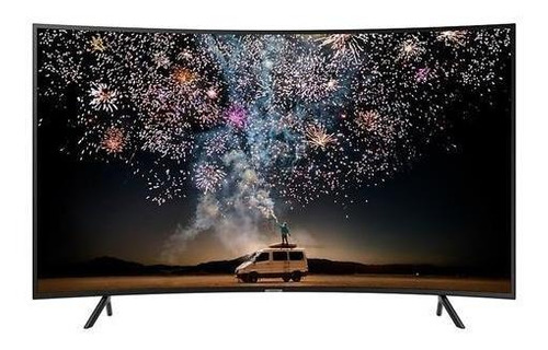 smart tv curvo samsung 49ru7300 uhd 4k hdr wifi hdmi