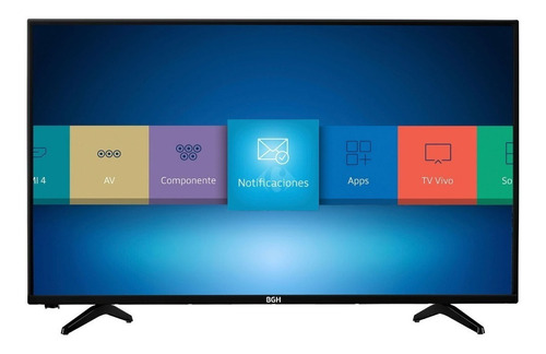 smart tv full hd 43'' bgh b4318fh5 1419d