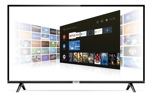 smart tv full hd tcl 40   tcl40s6500 wi-fi bluetooth