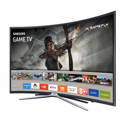 smart tv games led 40 full hd curva samsung 40k6500