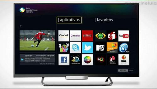 smart tv global de 32  + teclado + soporte