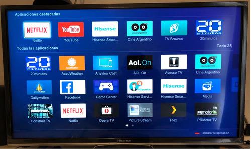 smart tv hisense 32
