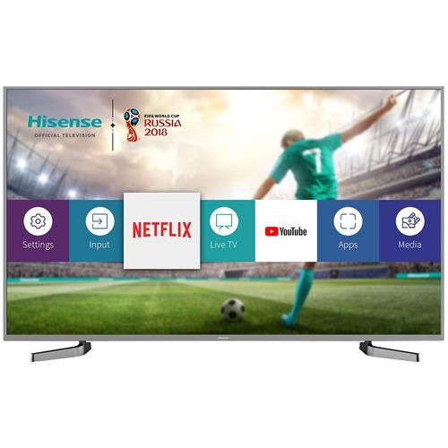 smart tv hisense 65 4k uhd hle6517rtui (netflix)