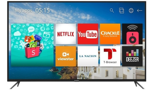 smart tv hitachi 50 4k hdr- ultra hd nueva garantía techcel